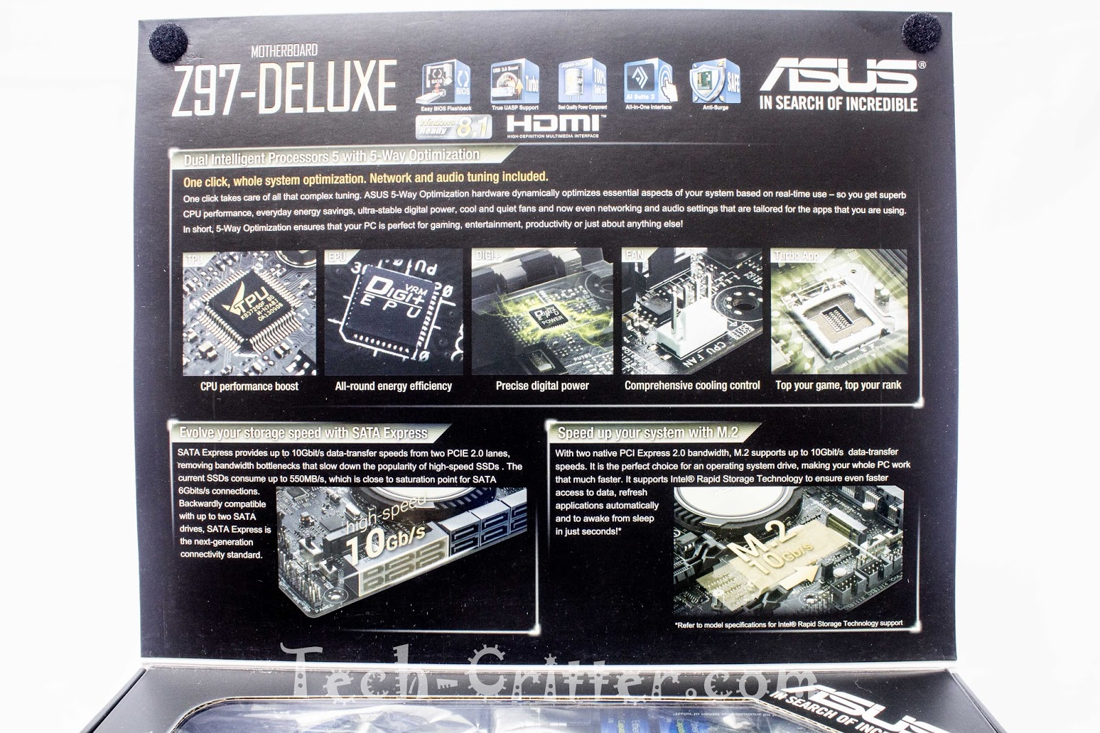 Unboxing & Review - ASUS Z97-Deluxe 159
