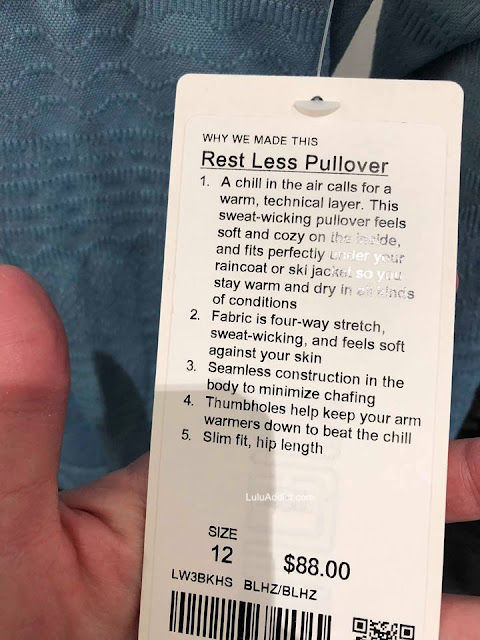 lululemon rest-less-pullover