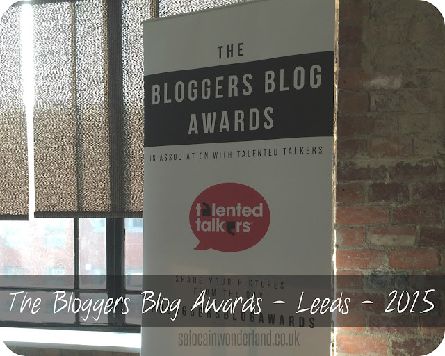 #BloggersBlogAwards