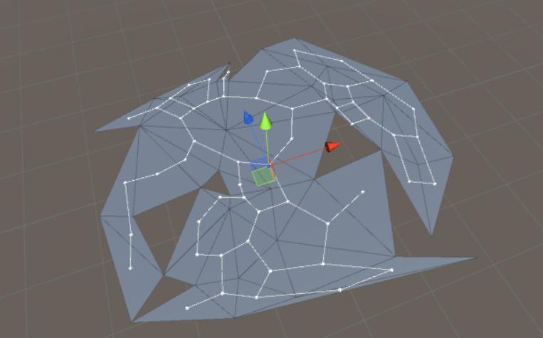 blog Habrador com: Adventures making a custom navmesh in Unity