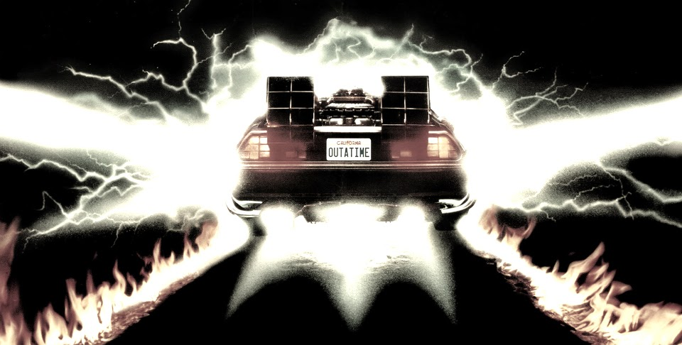 1981 DeLorean DMC 12 from Back to The Future