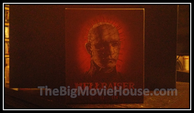 Hellraiser: The Scarlet Box from Arrow Video