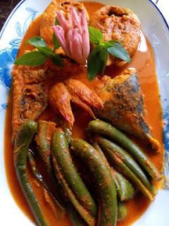 Resep Asam Padeh Ikan Tongkol ala Bunda Sri Hartantin, masak ikan tongkol