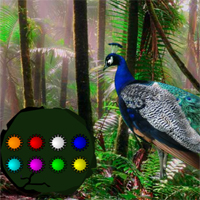Play WowEscape Peacock Dance F…