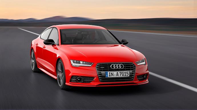Wallpaper: Audi A7 Sportback