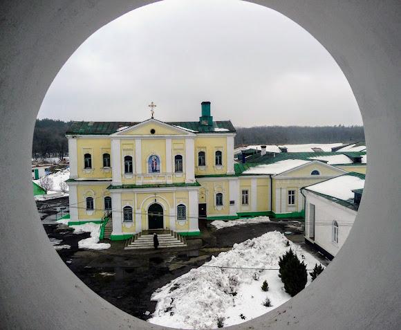 Самарский Свято-Николаевский монастырь