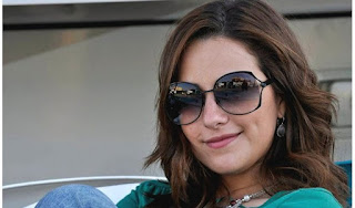 Egyptian star Shery Adel hospitalized urgently after a car accident (photo)