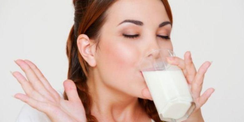 Inilah Lima Perubahan Ketika Anda Berhenti Minum Susu Dari Sekarang!