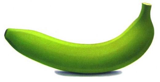 Hasil gambar untuk pisang hijau