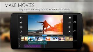 Aplikasi Edit Video PowerDirector Untuk Android (Ultra HD 4K)