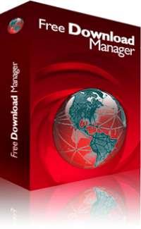 gambar software Free Download Manager untuk donwload tercepat
