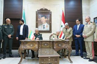 Сирия и Иран подписали меморандум
