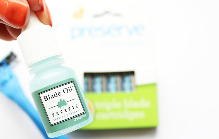Pacific Shaving Company Blade Oil review