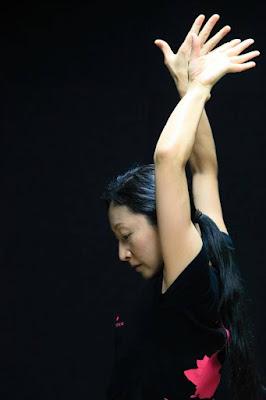 Terra Flamenca 練習風景
