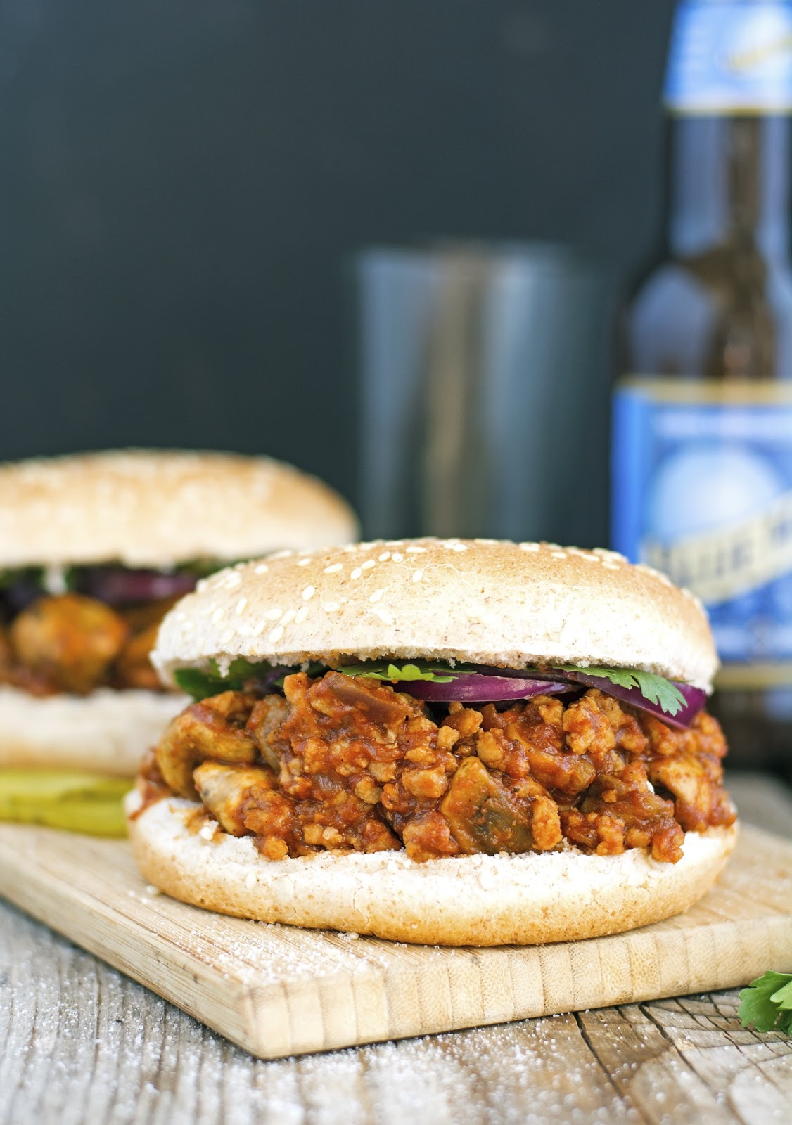 Health(ier) Sloppy Joes