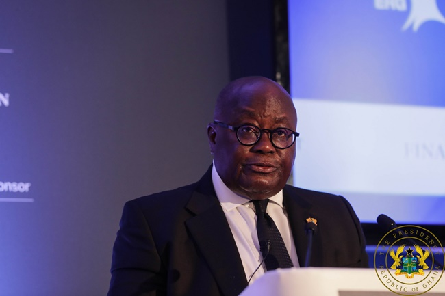 President Akufo-Addo Appoints Regional Minsters And Deputy Regional Ministers For Six New Regions