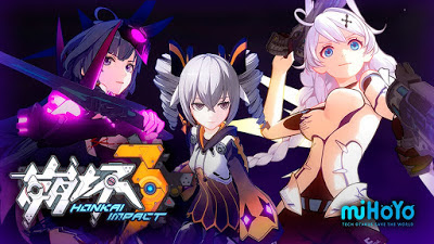 Cara register Honkai Impact BH3