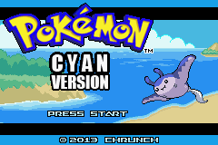 pokemon cyan cover