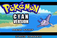Pokemon Cyan ROM Download - GBAHacks