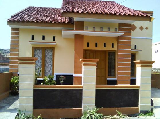 40 Model Pagar Tembok Minimalis Desainrumahnya Com