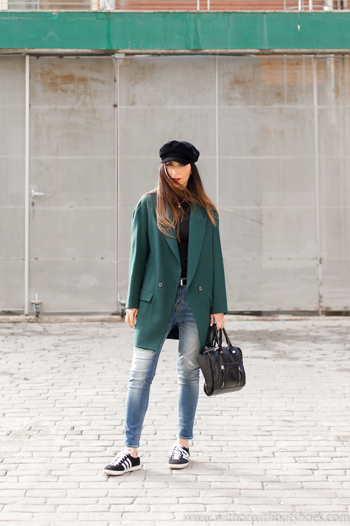 Influencer blogger de Valencia con ideas para vestir comoda y estilosa