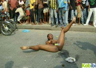 African Nude Dancing 121
