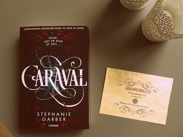Caraval af Stephanie Garber