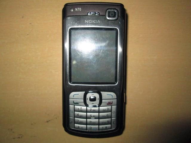 Nokia jadul N70