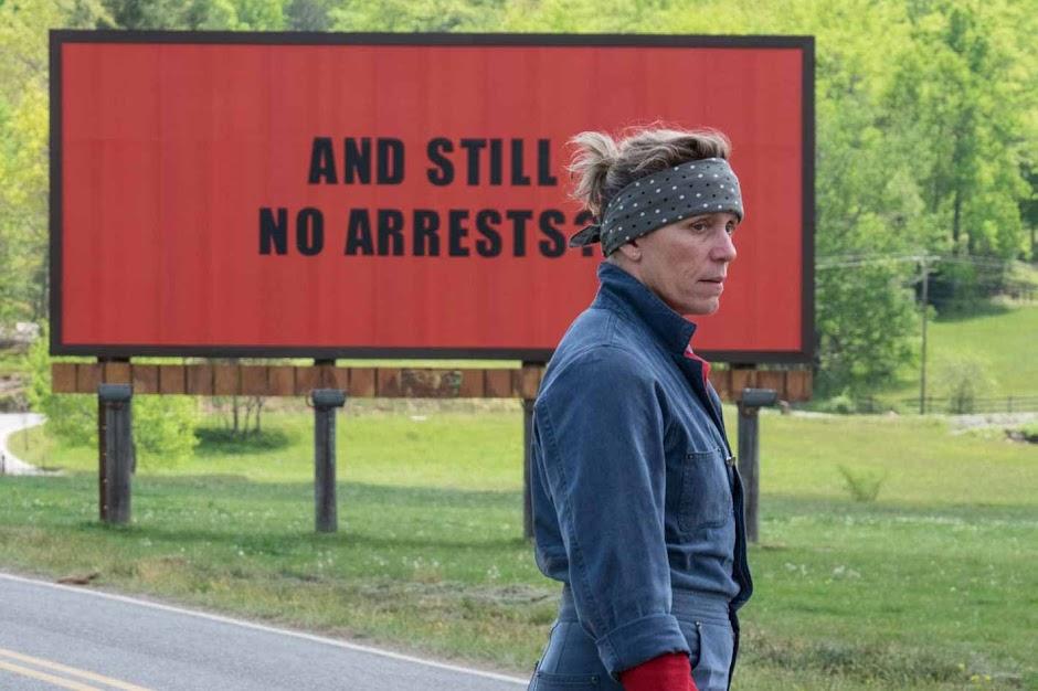 BAFTA 2018 | Três Anúncios Para um Crime é o grande vencedor do Oscar Britânico