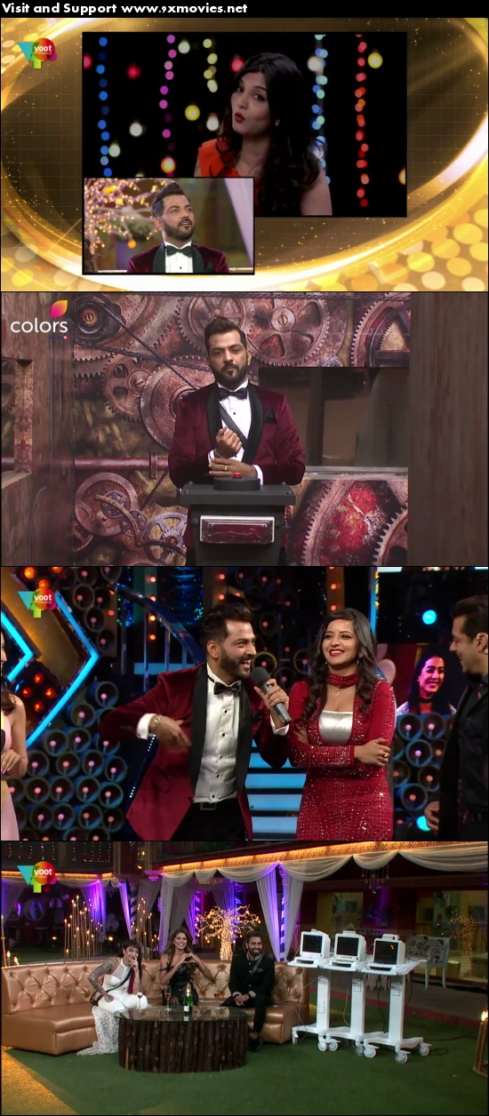 Bigg Boss S10E105 Grand Finale 29 Jan 2017 HDRip 720p