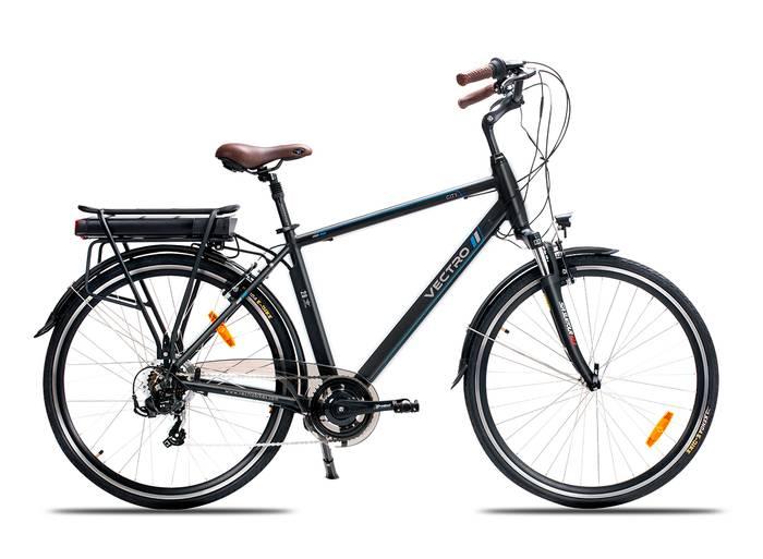 modelo City Bicicletas eléctricas Vectro Bikes México