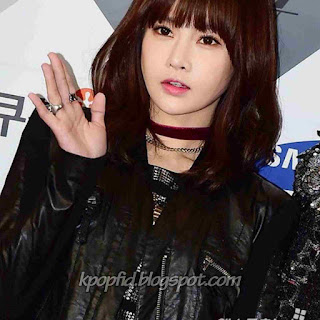 Photo Imut Jeon Boram Member T-ara
