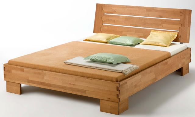 Các mẫu giường đẹp giúp không gian phòng ngủ trở nên hiện đại hơn