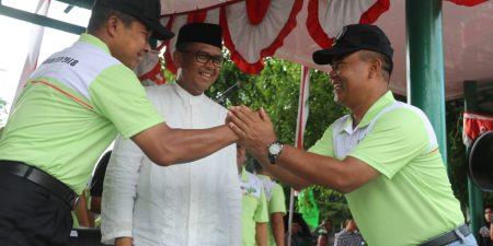 Kapolda Sulsel, Hadiri Pembukaan Kejuaraan Sepak Bola Piala Pangdam XIV Hasanuddin Tahun 2018