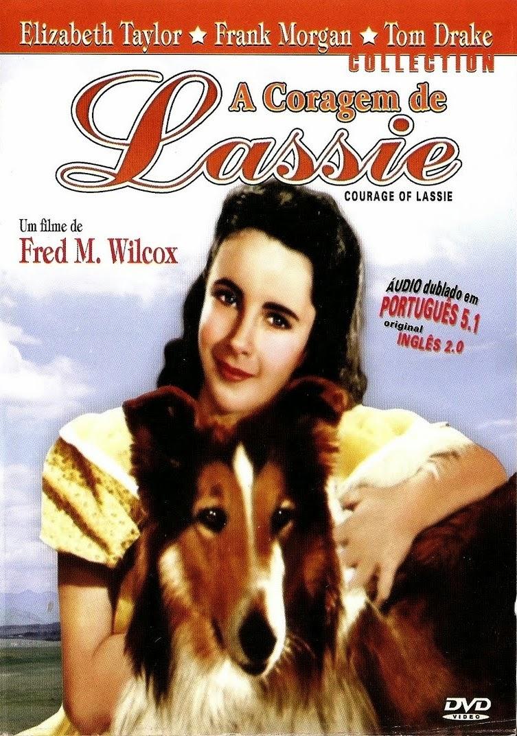 A Coragem de Lassie – Dublado (1946)