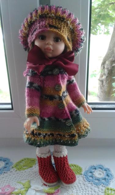 #одежда_для_куклы_Paola_Rejna