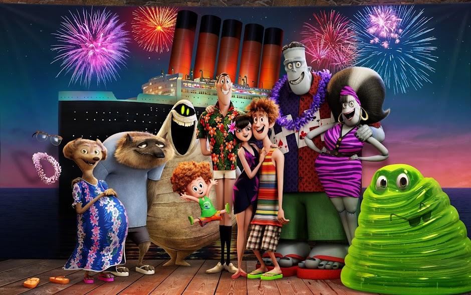 """Animação """"Hotel Transilvânia 3: Férias Monstruosas"""" ganha 1º trailer"""