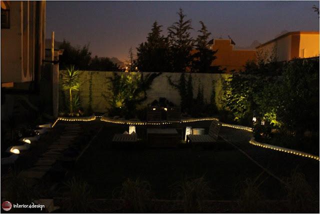 Garden Lighting Accessories & A Delightful Case Study 10