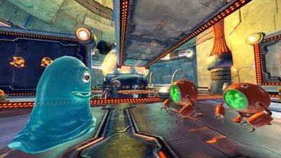 Monsters Vs Aliens (PS2) 2009