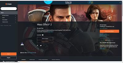 تحميل و تثبيت لعبة mass effect 2 مجانا