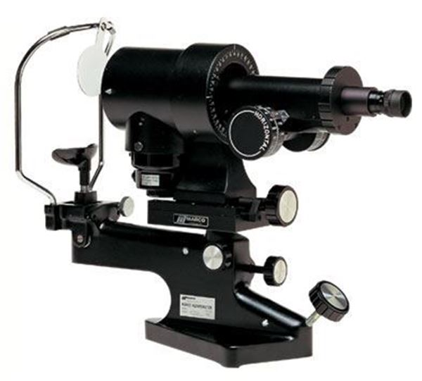 The Bausch and Lomb Keratometer