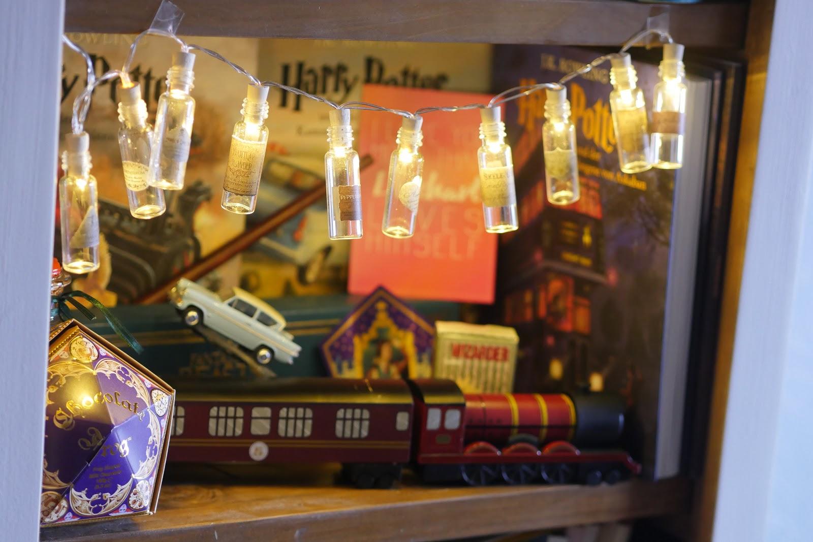 Utinis Wundertüte: Zaubertrank Lichterkette