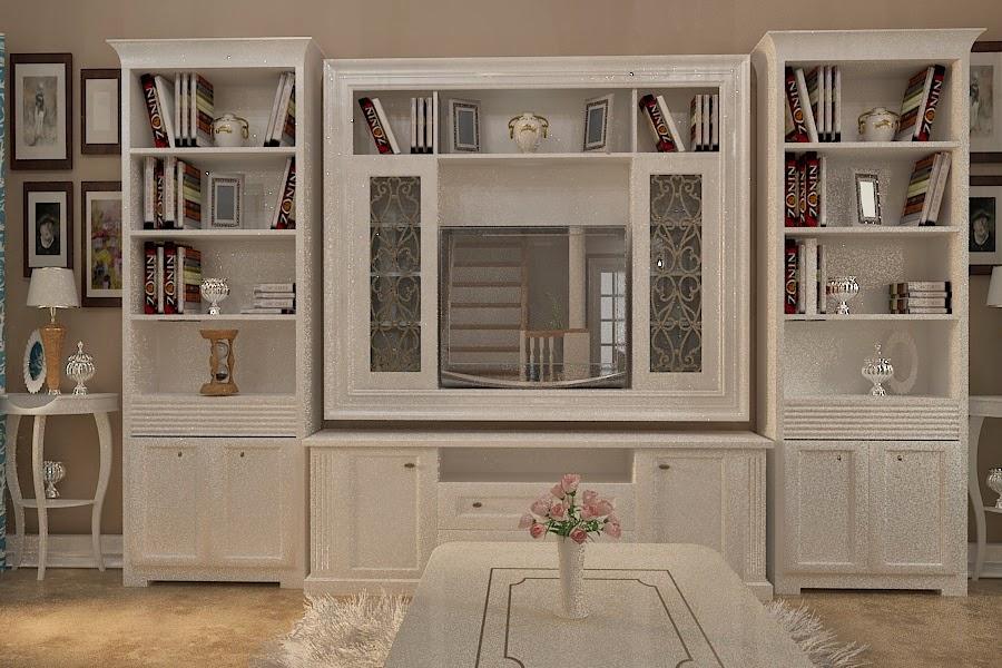design interior mobila clasica