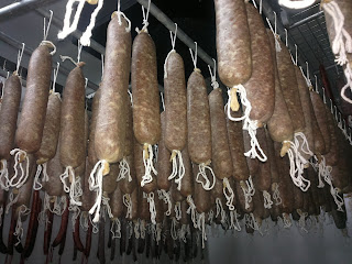 Xoriços de Carnisseria Porté-Estop