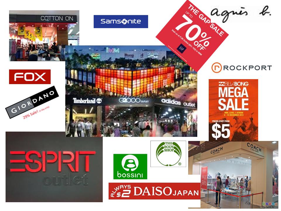 360d58c217 Pinay Travel Buddies: IMM Singapore: A Mall No Shopaholic Can Resist