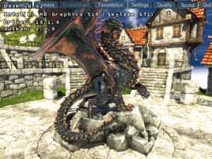 Unigine Heaven 4.0 (Direct3D 11)