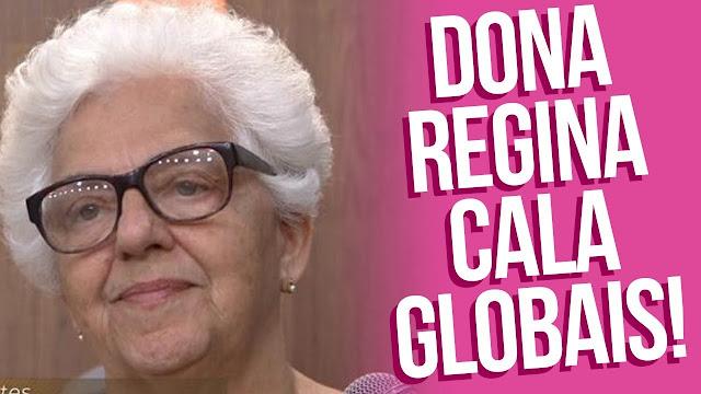 Resultado de imagem para Carta aberta à Dona Regina