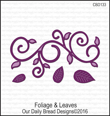 Our Daily Bread Designs Custom Foliage and Leaves Dies