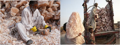 truck load of salt in pakistan
