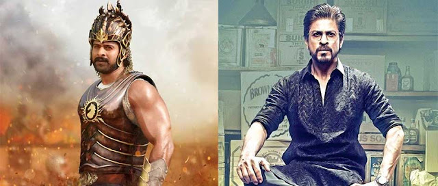 Is King Khan a part of Baahubali 2 ?